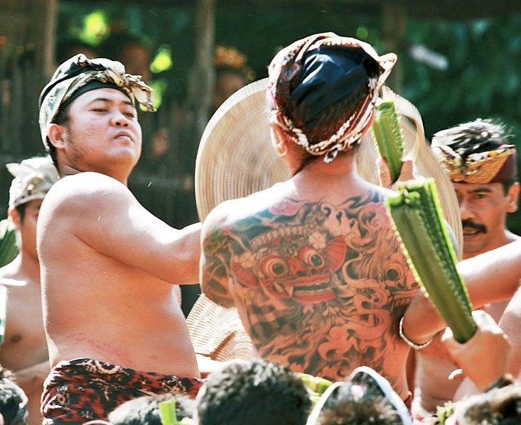 upacara adat mekare kare
